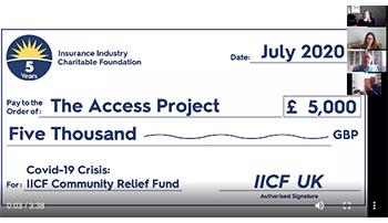 Insurance Industry Charitable Foundation Iicf